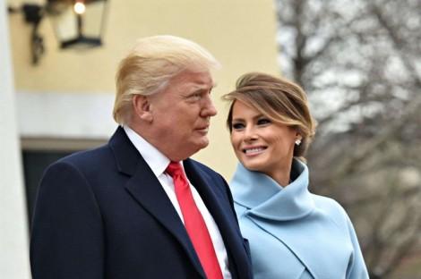 Tổng thống Trump thừa nhận nỗi khổ của vợ khi làm Đệ nhất phu nhân