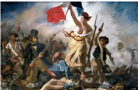 Facebook xin lỗi vì tưởng tuyệt tác hội họa Pháp là... ảnh khỏa thân