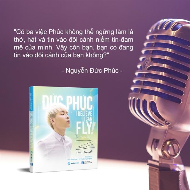 Tu truyen Duc Phuc: Thoi viet tu truyen cho fan?