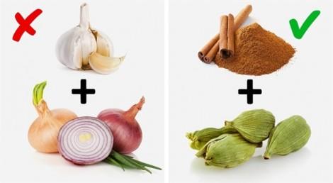 Thực phẩm cần tránh để không gây mùi cơ thể ngày nóng