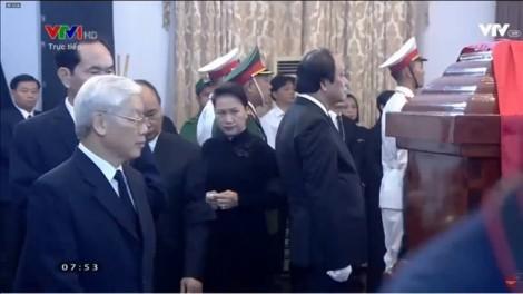 Cố Thủ tướng Phan Văn Khải về với đất mẹ Củ Chi