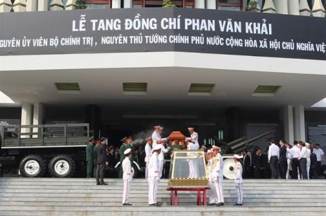Tổng Bí thư Nguyễn Phú Trọng: 'Vĩnh biệt anh Sáu Khải, anh ra đi nhưng còn mãi trong lòng mỗi người dân'