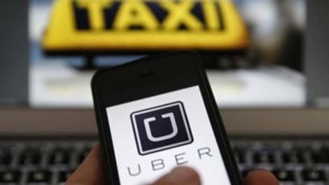 Sẽ gắn biển 'Taxi điện tử' cho xe Uber, Grab?