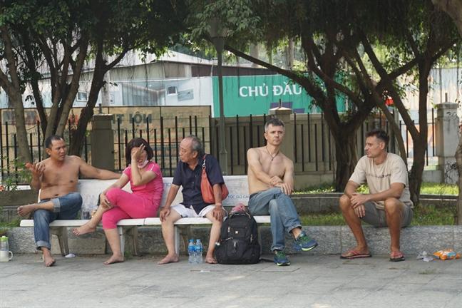 Phut sinh tu trong vu chay chung cu Carina Plaza: 'Chung toi nhu khong co duong thoat'