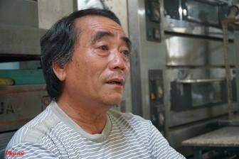 Cháy chung cư Carina: Người đàn ông khóc đau đớn khi cứu hàng chục người nhưng con cháu của mình thương vong