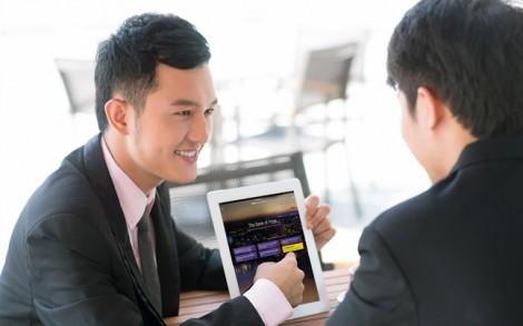 Ngân hàng ngoại đổ bộ, thêm nhiều thuận lợi cho khách hàng
