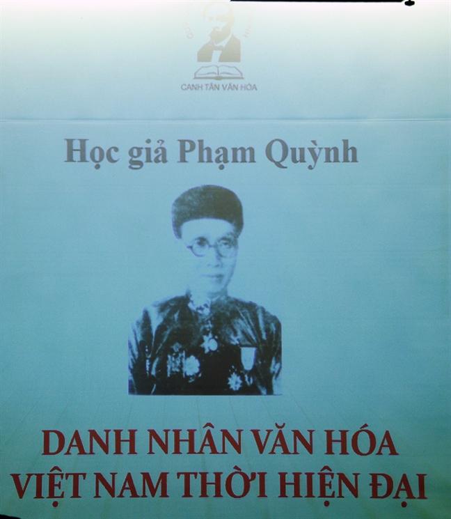 NS Pham Tuyen xuc dong khi thay bo nhan giai Danh nhan Van hoa VN thoi hien dai