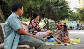 Hiệp hội Bất động sản TP.HCM hỗ trợ gần 500 triệu đồng cho các nạn nhân vụ cháy chung cư Carina
