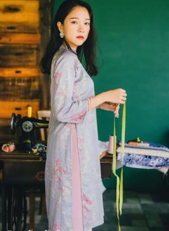 Áo dài mini không chỉ là hình ảnh muôn năm cũ