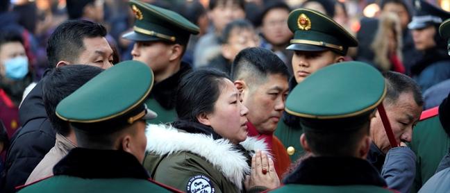 He thong 'Danh gia Nhan cach Xa hoi' cua Trung Quoc loi hai den dau?