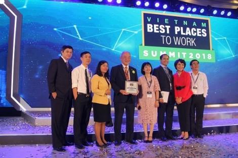 Acecook Việt Nam ở vị trí 27 trong 'Top 100 nơi làm việc tốt nhất Việt Nam'
