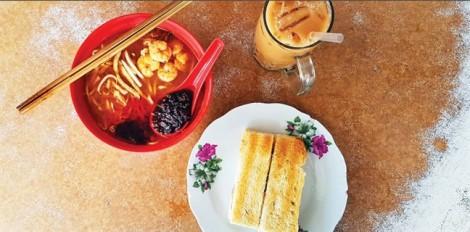 Ăn sáng như người Melaka