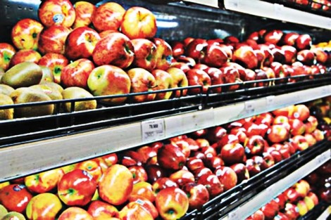 Cơn sốt trái cây ngoại