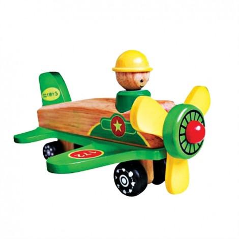 Đồ chơi gỗ thân thiện với trẻ