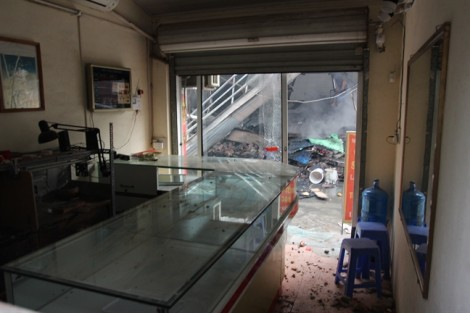 Lợi dụng cháy chợ Quang, 'người tốt' cuỗm 200 triệu của chủ tiệm vàng