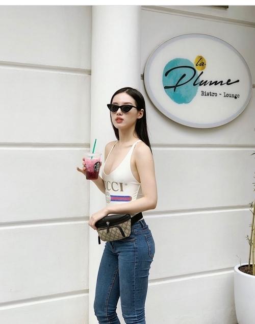 Ao boi mot manh Gucci gia 9 trieu dong duoc my nhan Viet yeu thich