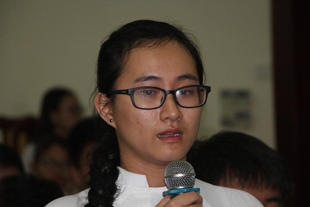 So GD-DT TP.HCM bao cao Thanh uy ve vu 'co giao khong giang bai'