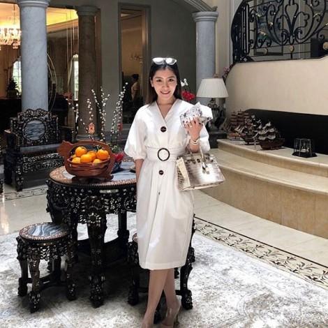 Kho hàng hiệu gây choáng của con gái tỷ phú Malaysia