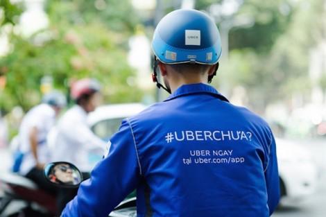 Cho trọn tình Uber!