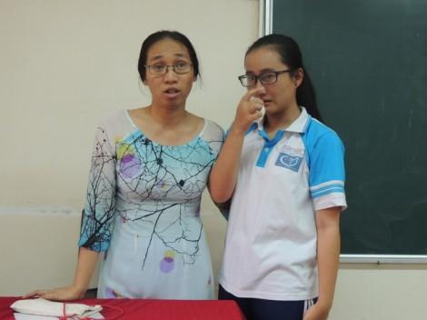 Chuẩn bị họp đề xuất mức kỷ luật đối với 'cô giáo không nói gì'