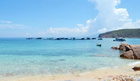 Cảm xúc gửi lại xã ven biển Bình Định - Nhơn Hải
