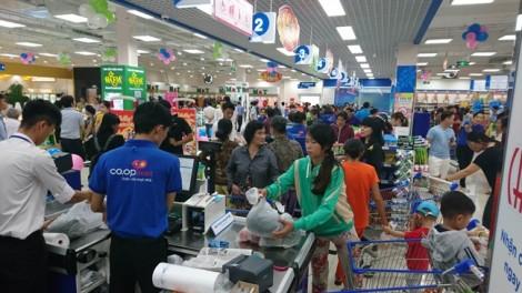 Thị trường bán lẻ ngày càng cạnh tranh khốc liệt