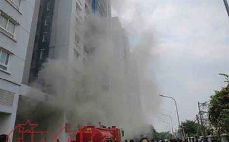 Bảo Việt đùn đẩy trách nhiệm sau vụ cháy chung cư Carina