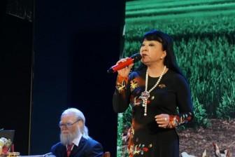Ca sĩ Hương Lan phá lệ vì cố nhạc sĩ Bắc Sơn
