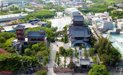 Không gian bình yên trong tu viện phong cách kiến trúc Nhật giữa Sài Gòn