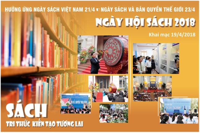 Lan dau tien Viet Nam trao Giai thuong Sach Quoc gia