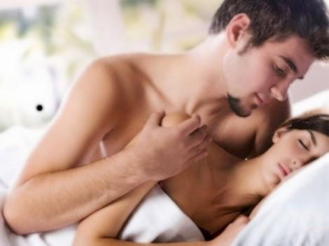 Vòng một căng tràn nhờ chồng biết cách 'yêu'