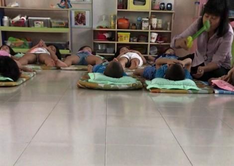 'Ác mẫu' ở Trường Mầm non 30-4 bị tạm đình chỉ giảng dạy