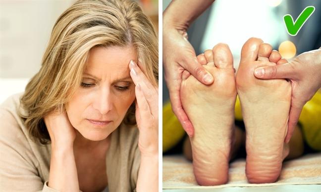 10 tac dung cua massage chan nen thu 1 lan