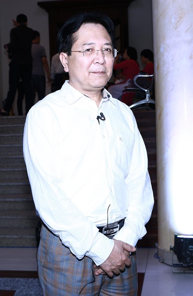 Thu truong Vuong Duy Bien: 'Keo khan gia den voi san khau la muc tieu lon nhat'