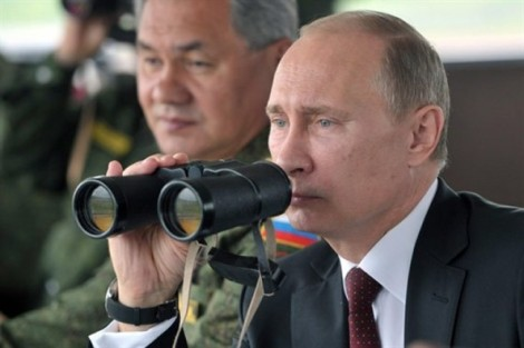 Nga đã 'sẵn sàng' cho chiến tranh trước giờ Mỹ chuẩn bị trả đũa Syria