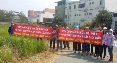 Thêm hàng trăm khách hàng tố Công ty Đại Việt muốn cướp trắng tài sản