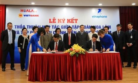Vietbank và VNPT Vinaphone ký kết thỏa thuận hợp tác