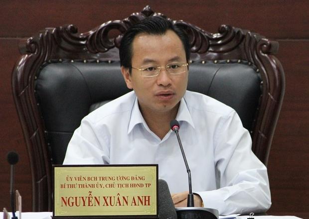 Thanh uy Da Nang xac nhan ong Nguyen Xuan Anh 'dieu tri benh dai han'