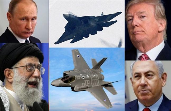 'Danh nhanh' Syria, Tong thong Trump kheo leo tranh Nga phan don