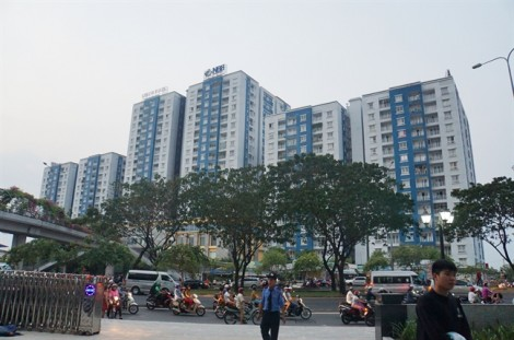 Tuần tới hoàn thành kiểm định chung cư Carina Plaza sau vụ cháy 13 người chết
