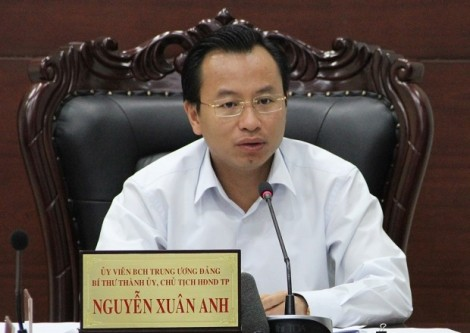 Thành ủy Đà Nẵng xác nhận ông Nguyễn Xuân Anh 'điều trị bệnh dài hạn'