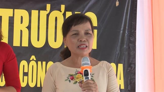 TP.HCM phat hien 5 diem ban san pham Vinaca chua ung thu lam tu bot than tre