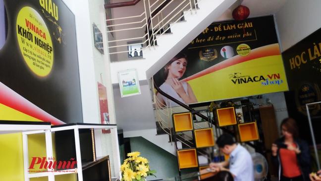 Giam doc dai ly Vinaca tai Sai Gon: 'Vinaca ung thu Co3.2 la dinh cua dinh'
