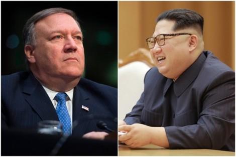 Nhiệm vụ siêu mật của ứng viên Ngoại trưởng Mỹ khi gặp ông Kim Jong Un