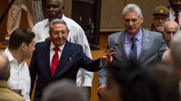 Chan dung vi lanh dao tre se dan dat Cuba thoi hau Castro