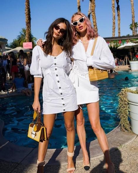 Gợi ý trang phục đi biển dịp lễ 30/4 từ lễ hội âm nhạc ngoài trời Coachella