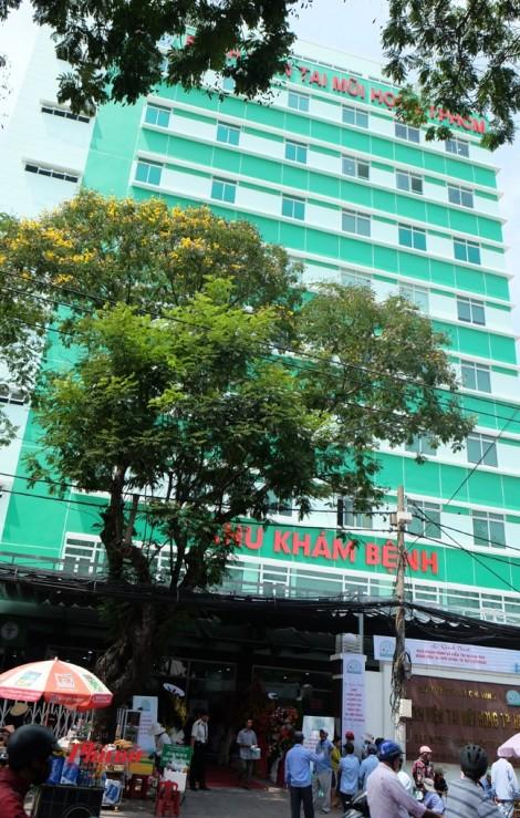 Bệnh viện Tai Mũi Họng TP.HCM 'dễ thở' sau 12 năm bị 'ngạt' vì kiện tụng