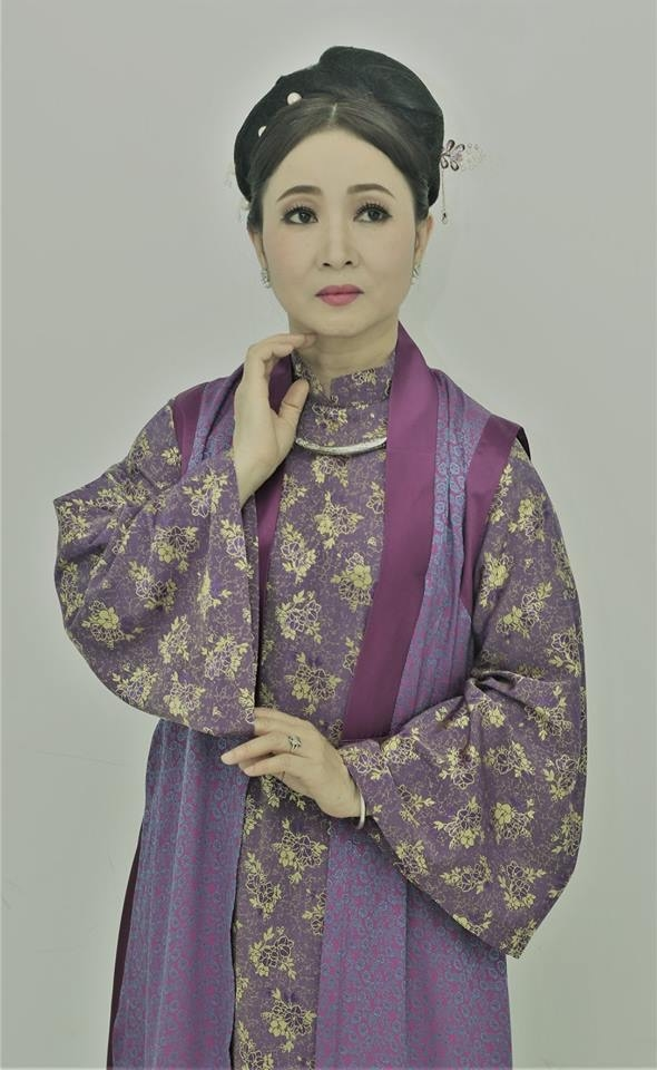 Ve lai chan dung Nhac su Nguyen Quang Dai