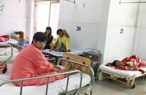 Người bị thương nặng nhất trong  vụ cháy chung cư Carina xuất viện