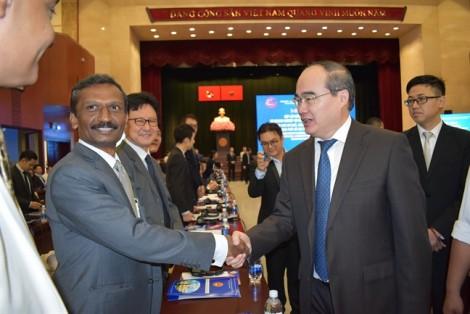 TP.HCM mời gọi doanh nghiệp nước ngoài xây dựng khu đô thị sáng tạo